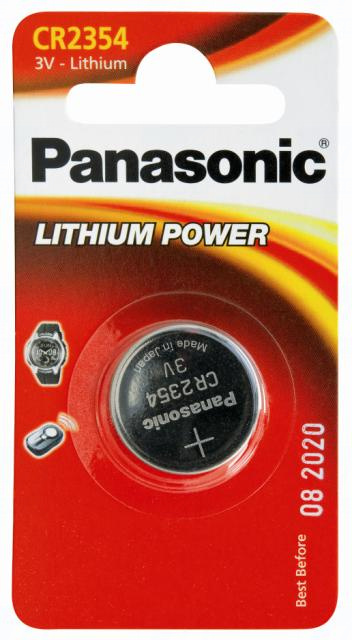 Baterie Panasonic CR2354, DL2354, BR2354, KL2354, LM2354, 3V, blistr 1 ks