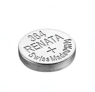 Baterie Renata 364, 363, LR621, AG1, G1, GP364, V364, SR621W, 1,55V, blistr 1 ks, silver oxide