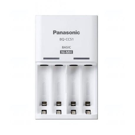 Panasonic BQ-CC51 nabíječka akumulátorů, bez baterií