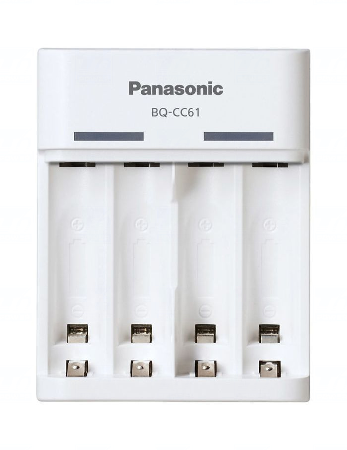 Panasonic BQ-CC61 USB nabíječka akumulátorů, bez baterií