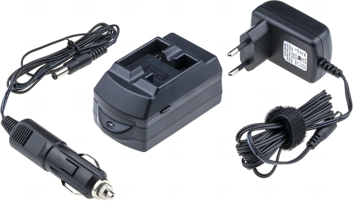 Nabíječka T6 power pro AHDBT-401, 230V, 12V, 0,5A, dual
