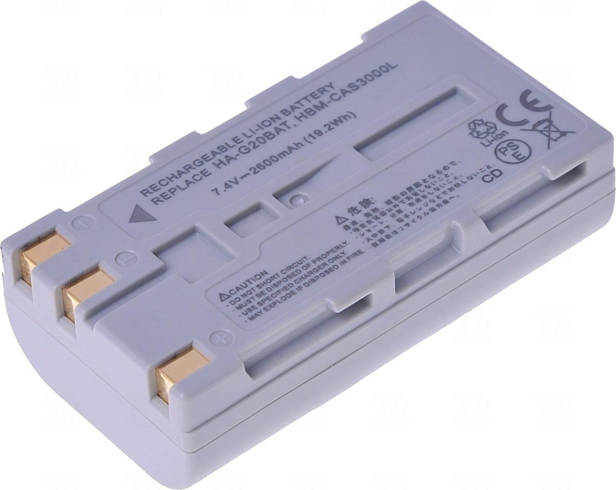 Baterie T6 power HA-G20BAT, FJ50L1-G, HBM-CAS3000L