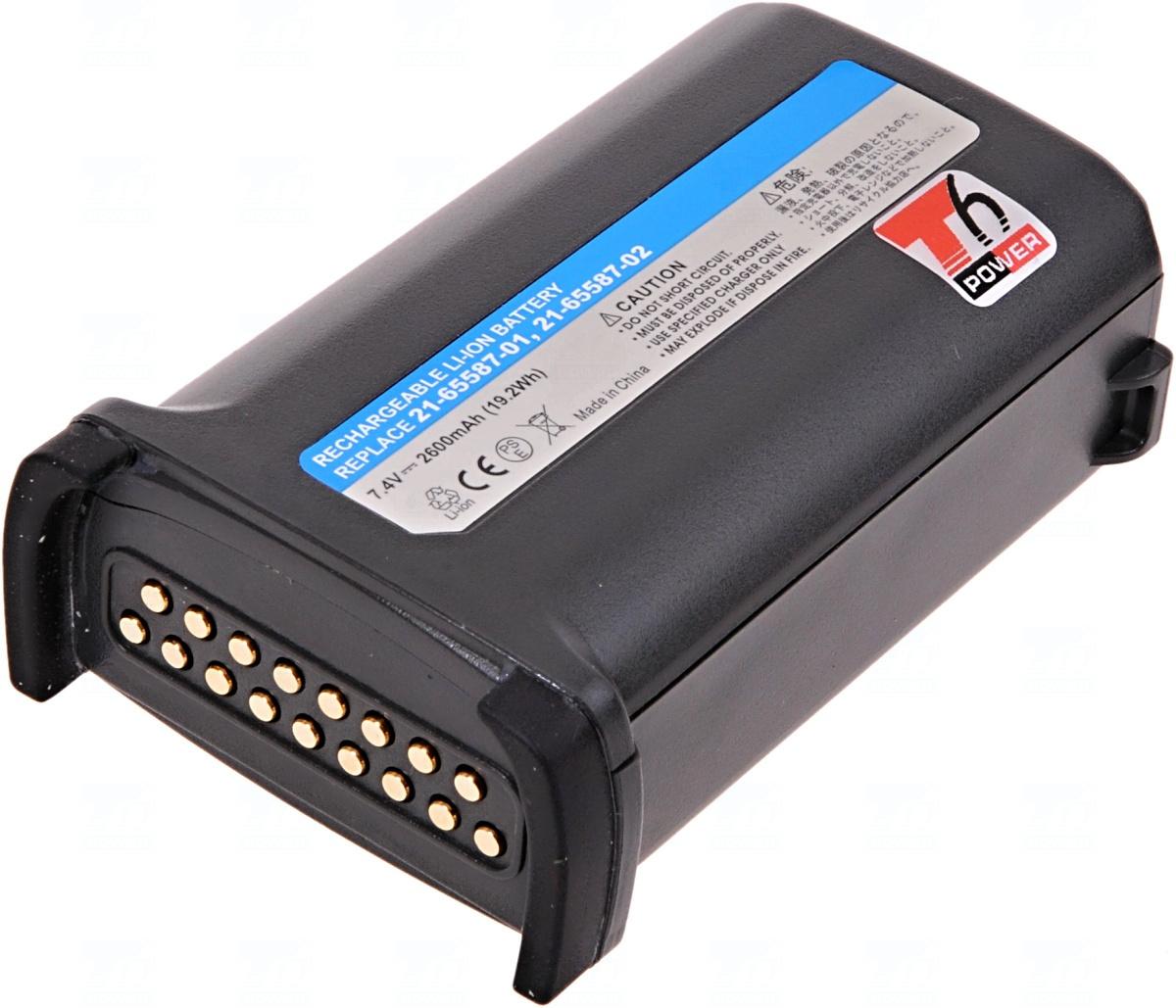 Baterie T6 power 21-65587-01, 21-65587-02, 21-65587-08, 21-61261-01, KT-21-61261-01, HBM-SYM9000L