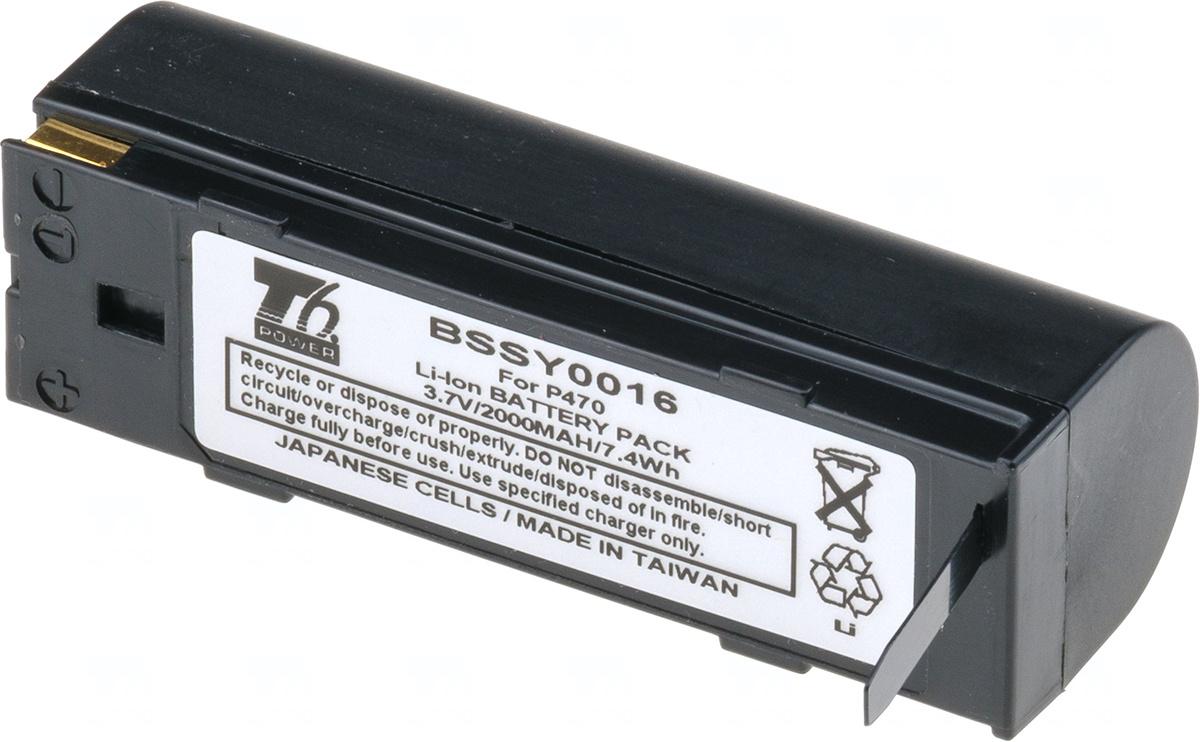 Baterie T6 Power 50-14000-079, 50-14000-145, 50-14200-003, BTRY-MC10SEB00, KT-BTYPL-01