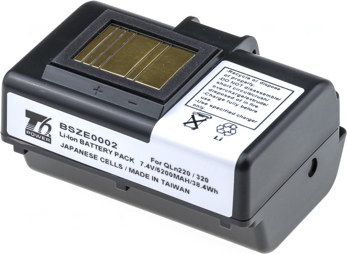Baterie T6 power P1043399, P1031365-069, P1031365-101, P1065668-018