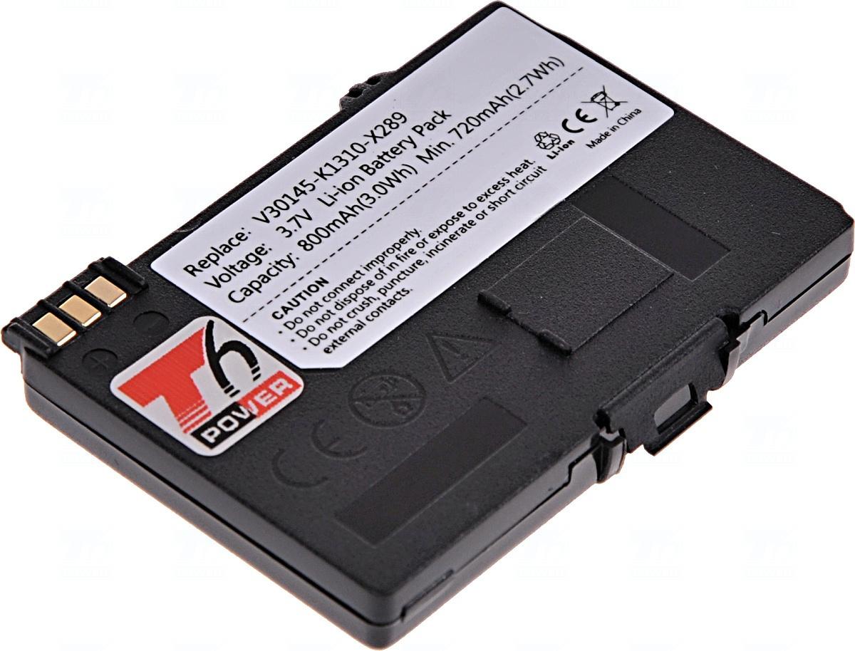 Baterie T6 power V30145-K1310-X250, V30145-K1310-X401, EBA-510, V30145-K1310-X289