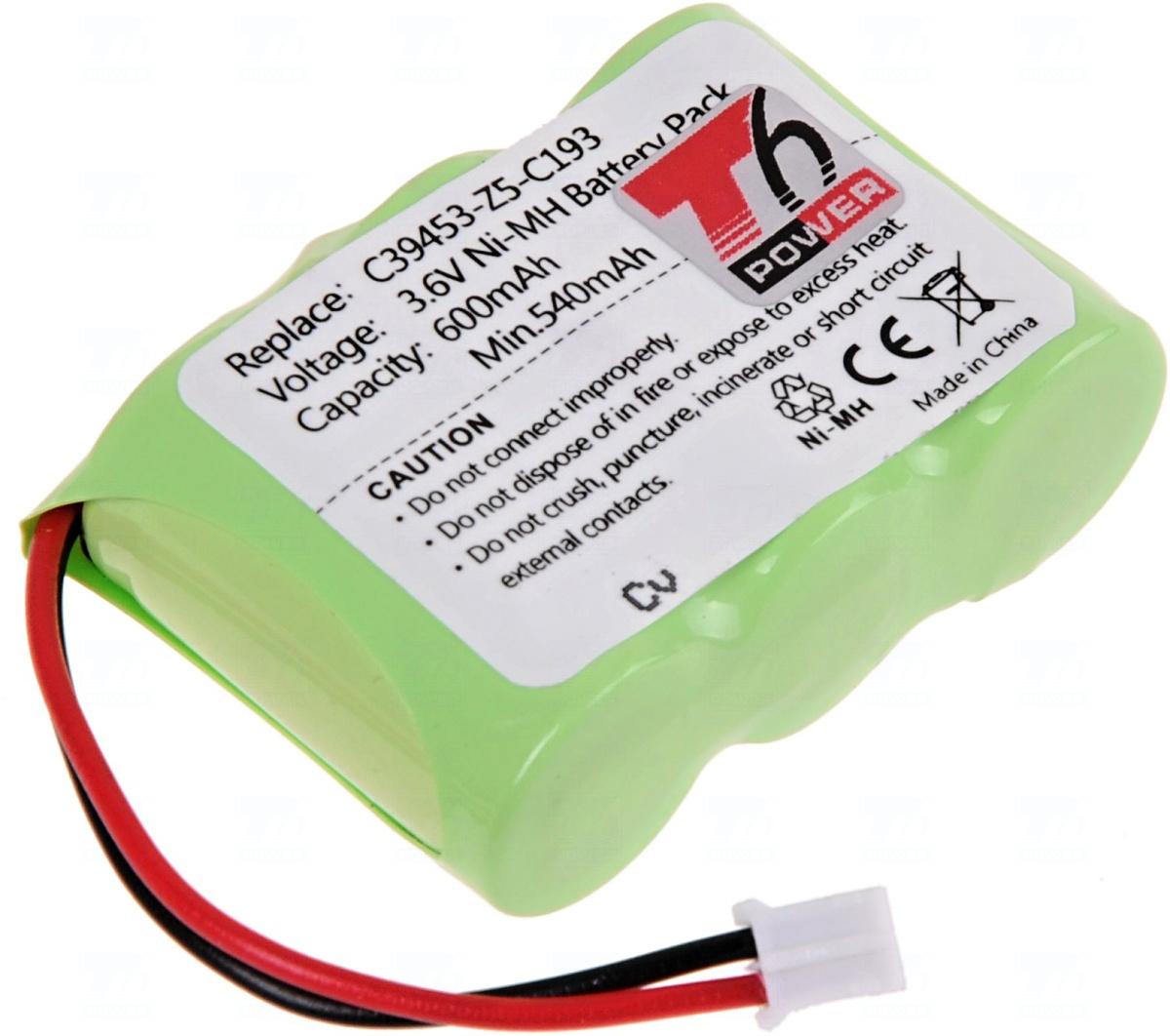 Baterie T6 power V30145-K1310-X147, HSC22, C39453-Z5-C193, T294, 60AAH3BMX