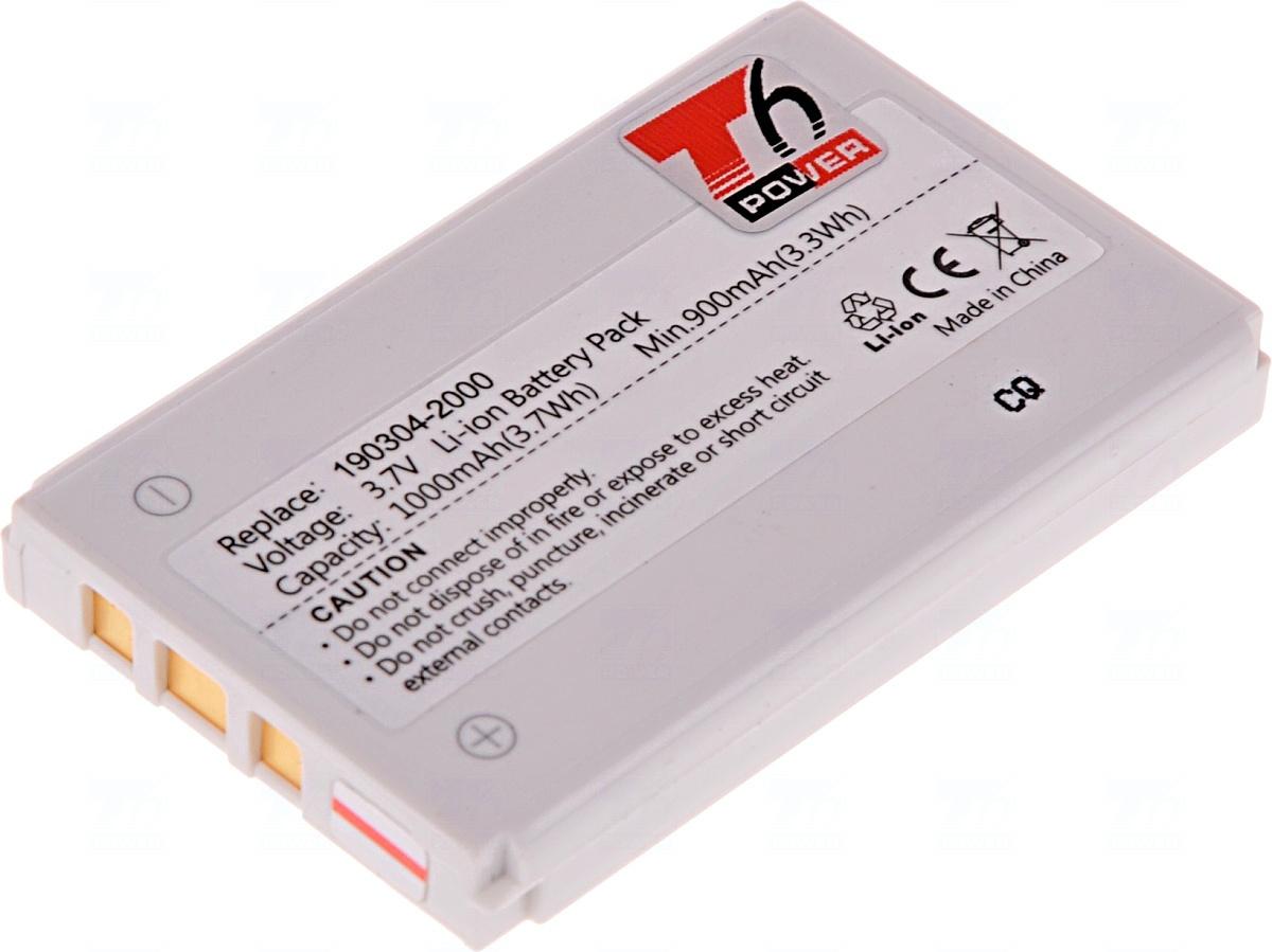 Baterie T6 power 190304-2000, 190304-0000, 190304-2004, L-LU18, K43D, M36B, M41B, R-IG7, F12440023