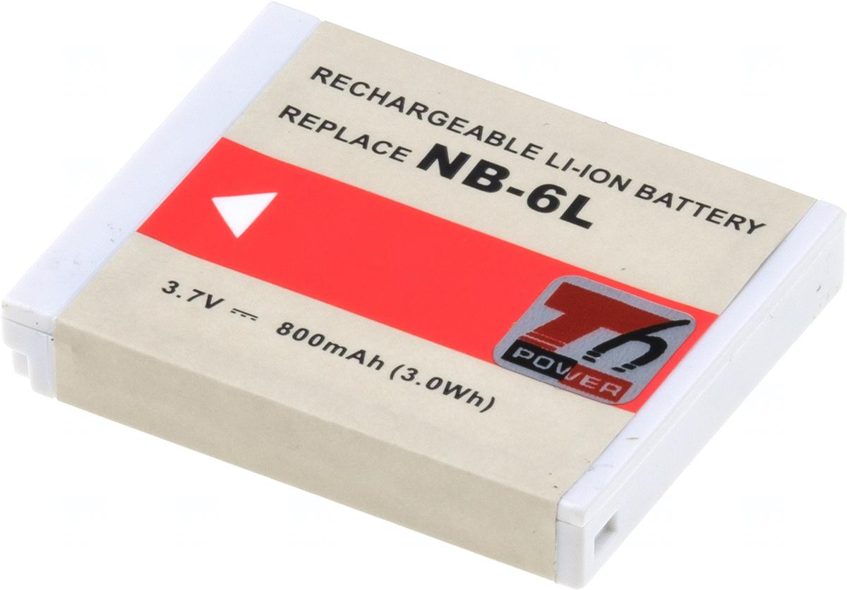 Baterie T6 power NB-6L, NB-6LH