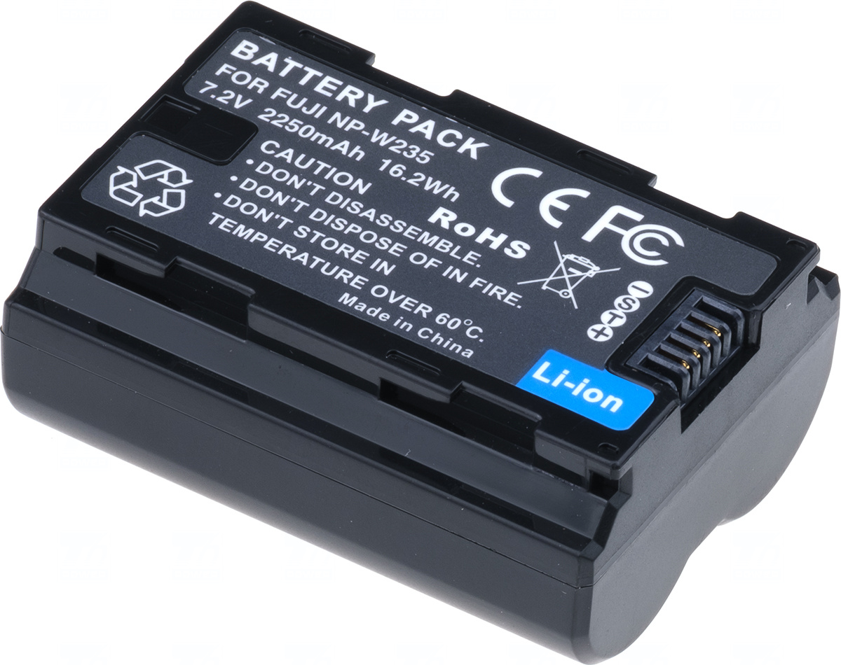 Baterie T6 power NP-W235