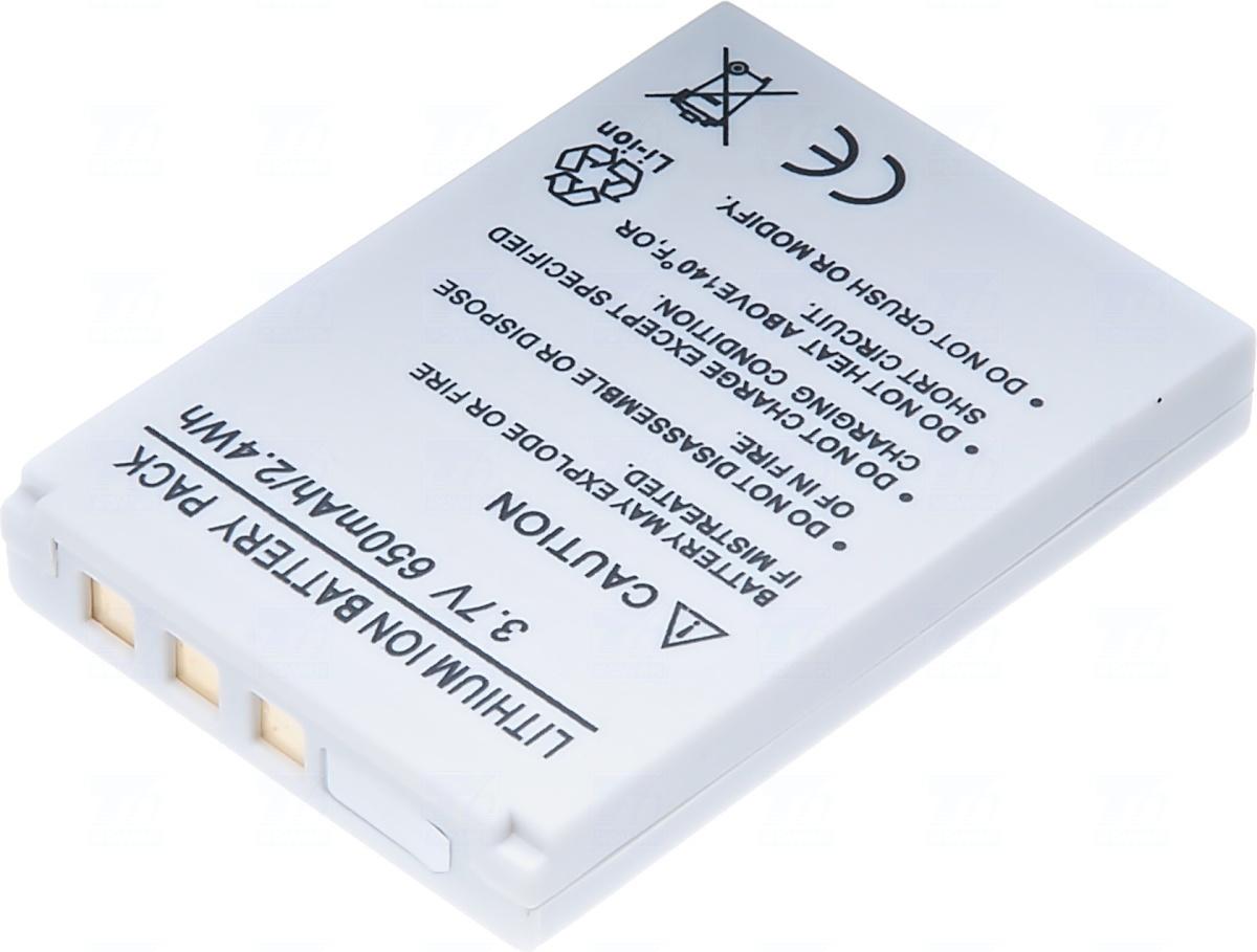 Baterie T6 power NP-900, 2491-0015-00, 2491-0037-00, Li-80B, BATS4, DM6331, DM5331, N3868392