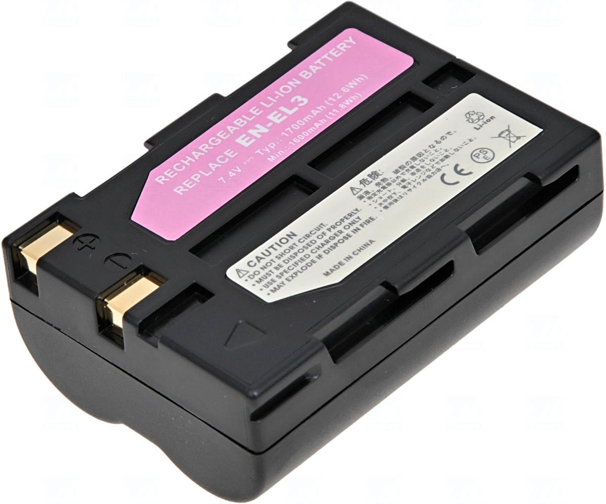 Baterie T6 power EN-EL3, EN-EL3a