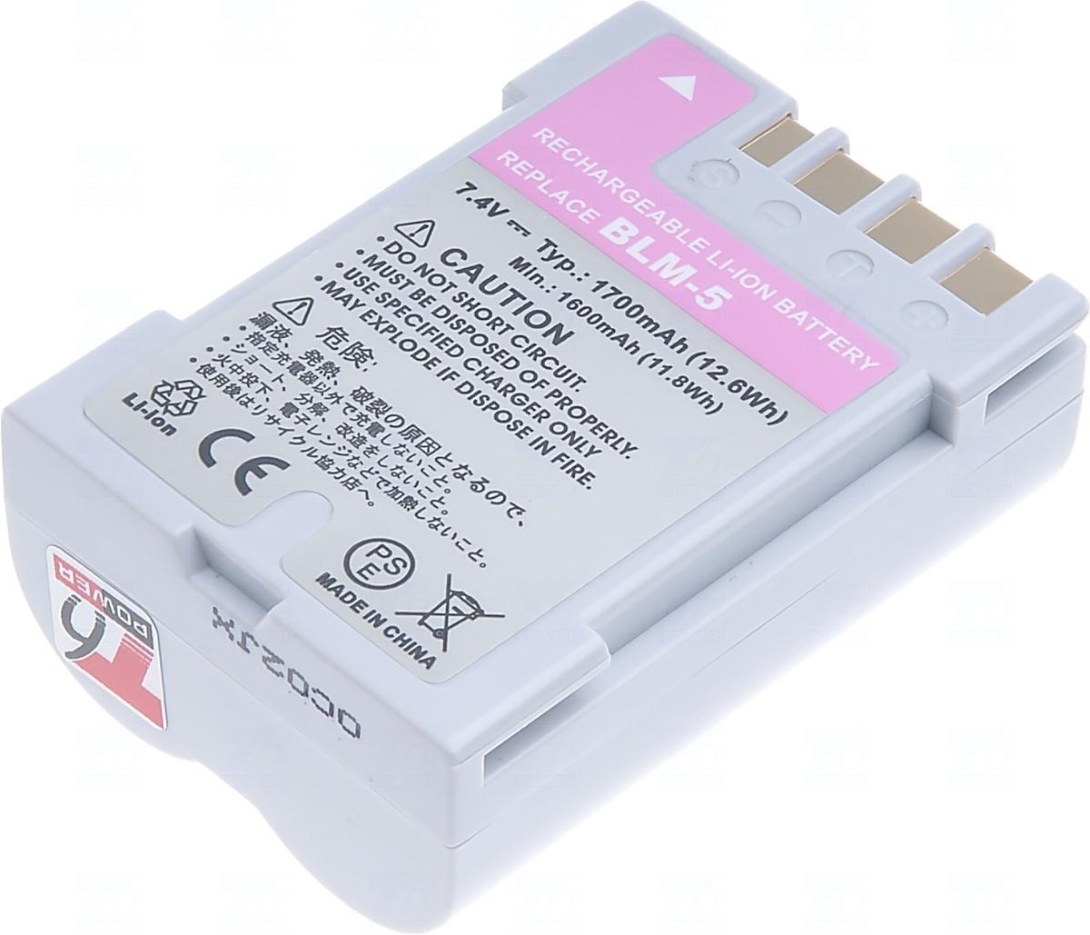 Baterie T6 power BLM-5, PS-BLM5