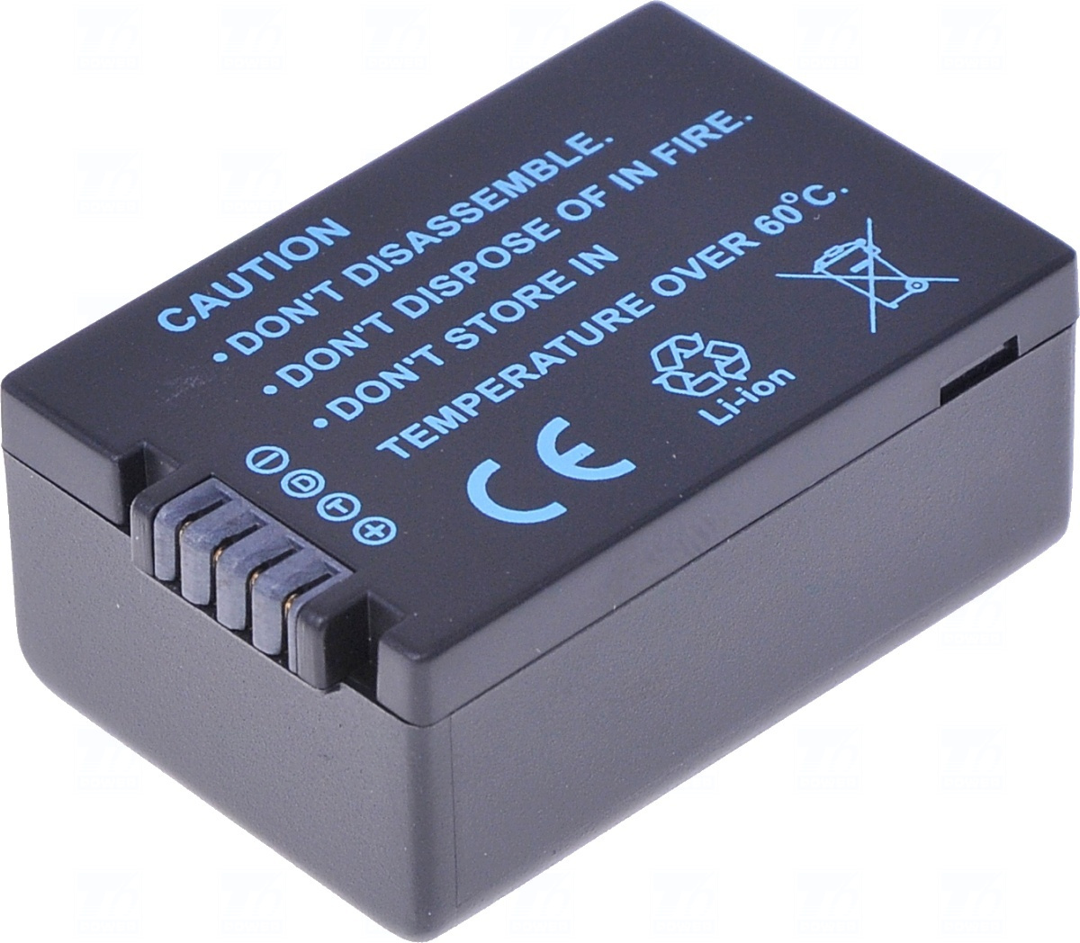 Baterie T6 power DMW-BMB9E, DMW-BMB9GK, DMW-BMB9, BP-DC9, BP-DC9-E