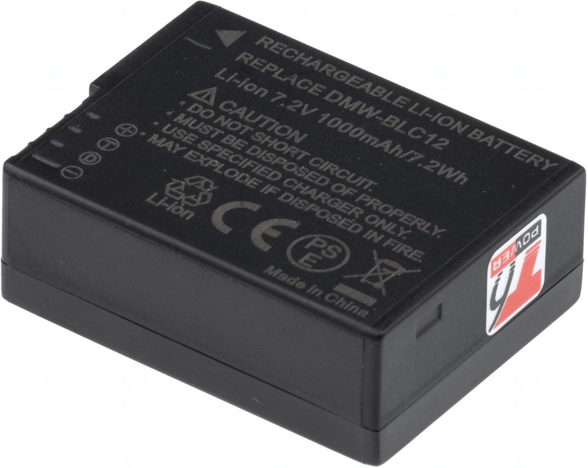 Baterie T6 power DMW-BLC12E, DMW-BLC12, BP-DC12