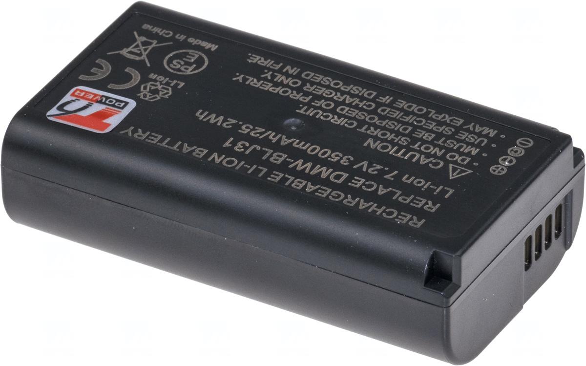 Baterie T6 power DMW-BLJ31, DMW-BLJ31E