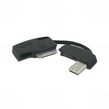 iGo KeyJuice, Apple iPod, iPad, iPhone, USB datový a napájecí přívěšek