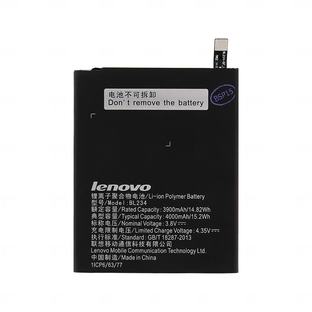 Baterie originál Lenovo BL234, Li-pol, 4000mAh, bulk