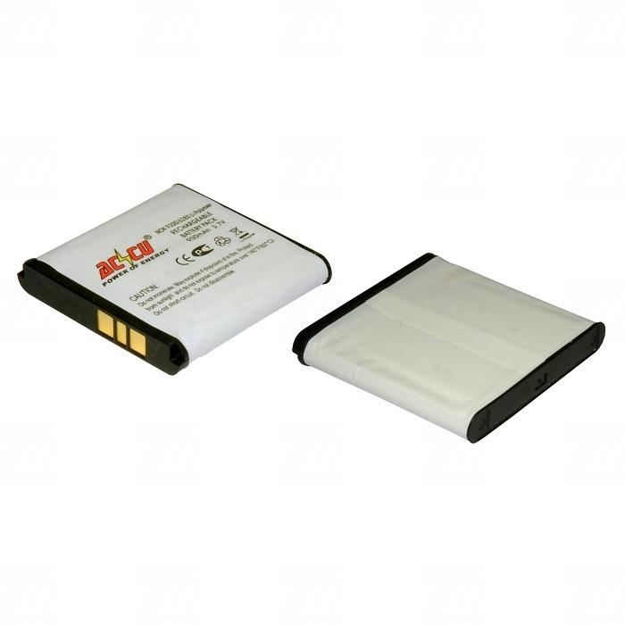 Baterie Accu pro Nokia 3250, 6151, 6233, 6280, 9300, 9300i, N73, N93, Li-ion, 1100mAh