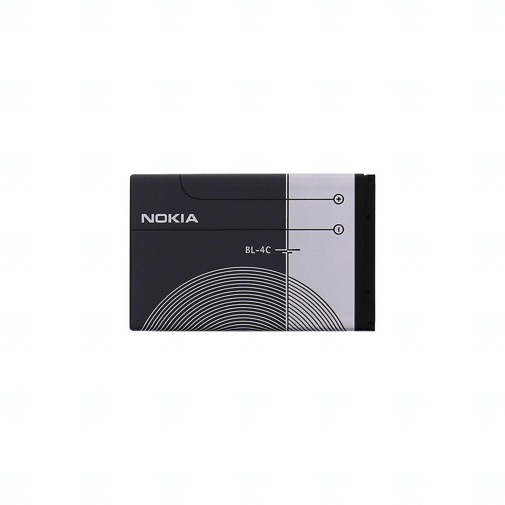 Baterie originál Nokia BL-4C, Li-ion, 890mAh, bulk