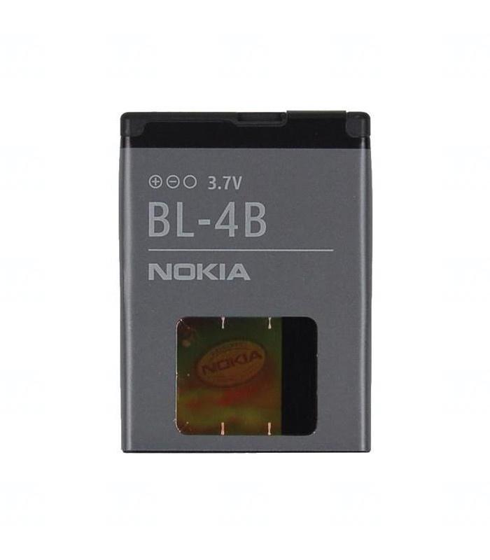 Baterie originál Nokia BL-4B, Li-ion, 700mAh, bulk