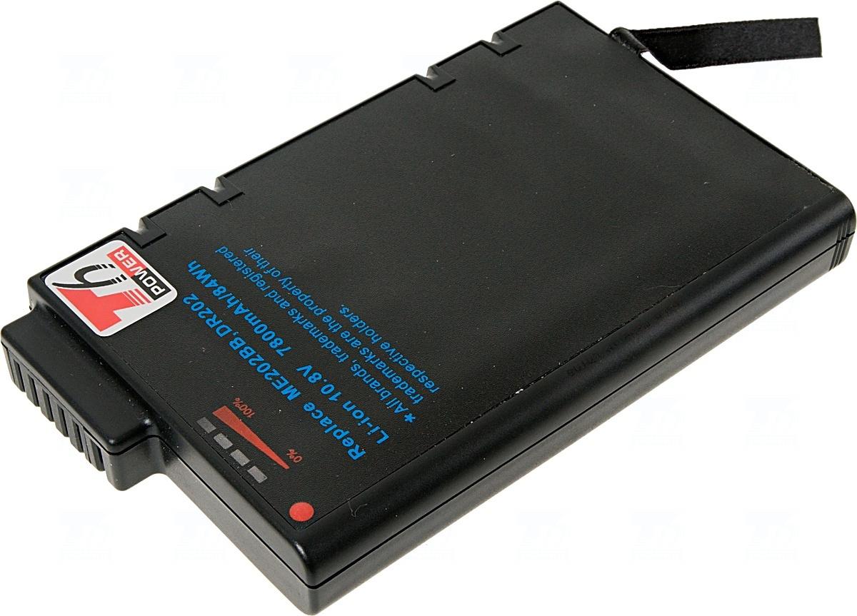 Baterie T6 power DR202, DR-202, DR202S, DR-202S, SL202, SL36, SMP36, SMP202, LIP967, LIP9020B, ME202, ME202BB, EMC36, NJ1020, SSB-P28LS6, SSB-P28LS6/E, SSB-P28LS9, SSB-V20KLS