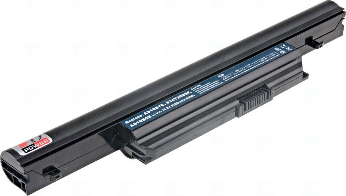 Baterie T6 power AS10B31, AS10B41, AS10B51, AS10B61, AS10B71, AS10B73, AS10B75, BT.00603.110, BT.00604.048, LIP6297, 3ICR18/65-2, A7BTA020F, CGR-B/6Q7