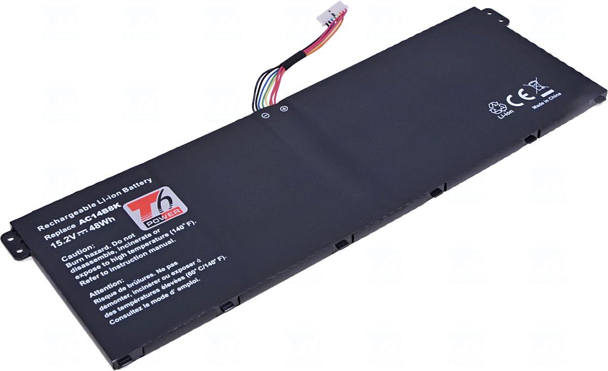 Baterie T6 power AC14B8K, KT.00403.036, KT.00403.023, KT.00403.024, KT.0040G.002, KT.0040G.004, KT.0040G.005, KT.0040G.006