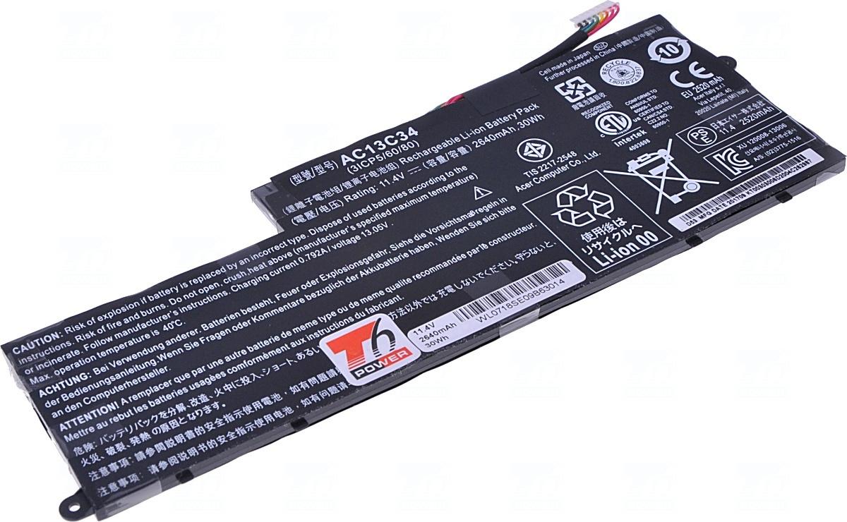 Baterie T6 power AC13C34, KT.00303.005