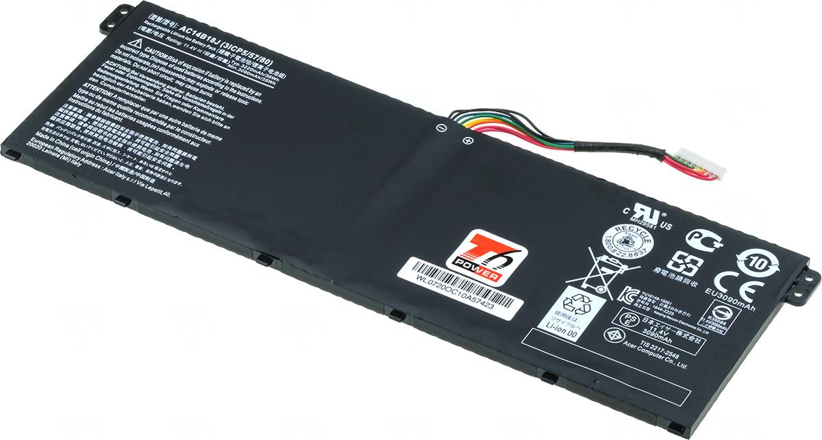 Baterie T6 power AC14B13J, AC14B18J, KT.00303.025, KT.0030G.004, KT.0030G.009