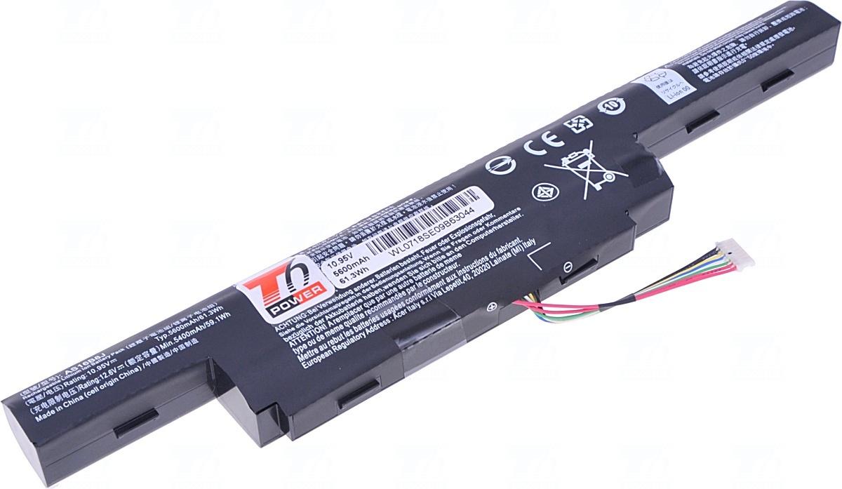 Baterie T6 power AS16B5J, AS16B8J, KT.0060G.001