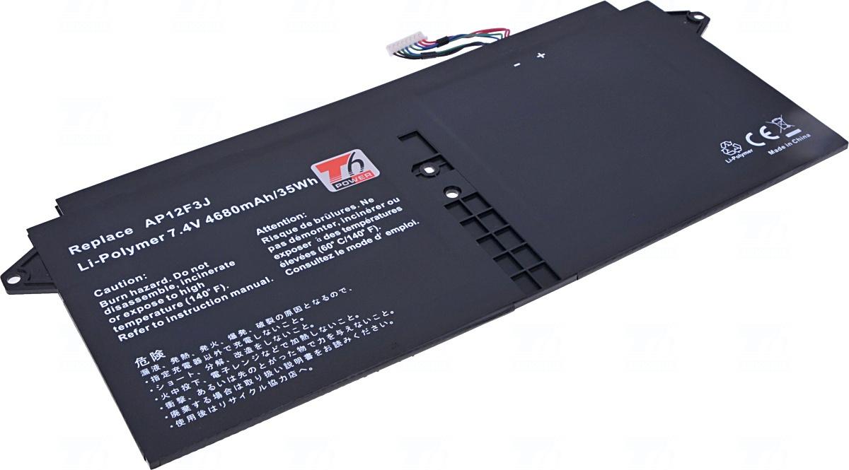 Baterie T6 power AP12F3J, KT.00403.009