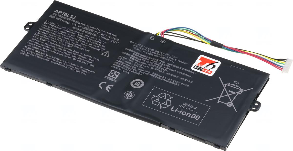Baterie T6 power AP16L5J, AP16L8J, KT.00205.002, KT.00205.008