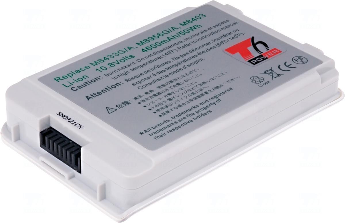 Baterie T6 power 6612472, 8403, A1008, A1061, M8403, M8433, M8626, M8956, M9337
