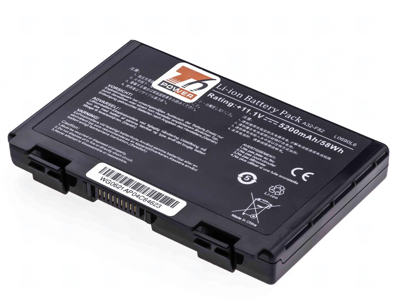 Baterie T6 power A32-F52, A32-F82, L0690L6, 90-NVD1B1000Y, 70-NVJ1B1000Z, 70-NVJ1B1200Z, 70-NVK1B1200Z, 70-NVK1B1500Z, 70-NVP1B1200Z