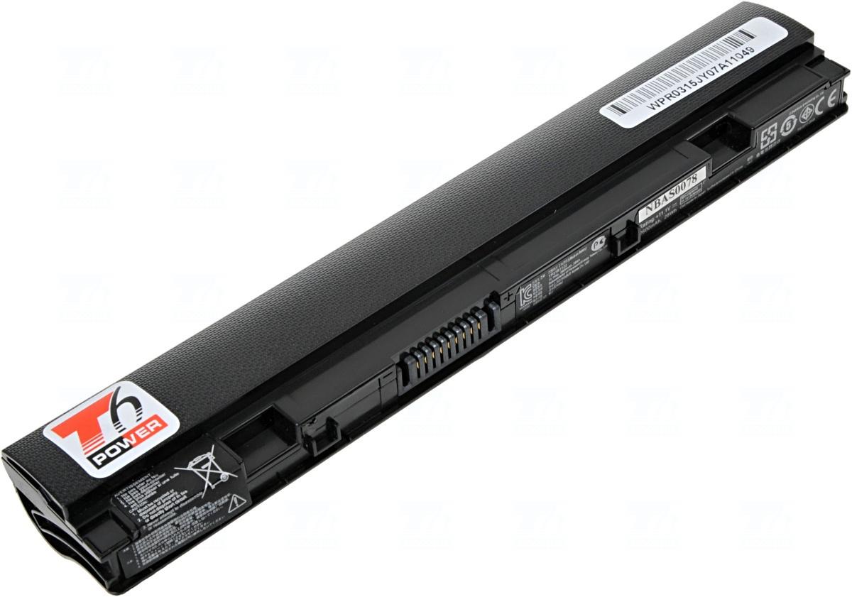 Baterie T6 power A31-X101, A32-X101, 0B110-00100000, 07G016J91875, 0B110-00100100, 0B110-00100600