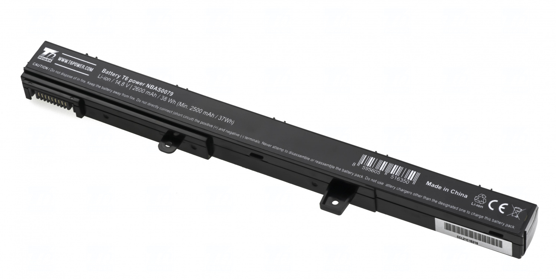 Baterie T6 power A41N1308, 0B110-00250100, 0B110-00250200, 0B110-00250000, A31N1319, 0B110-00250600, 0B110-00250700, 0B110-00250800
