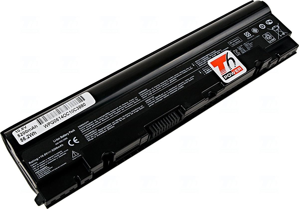 Baterie T6 power A31-1025, A32-1025, 07G016HF1875, 07G016HS1875, 07G016HT1875, 07G016JJ1875