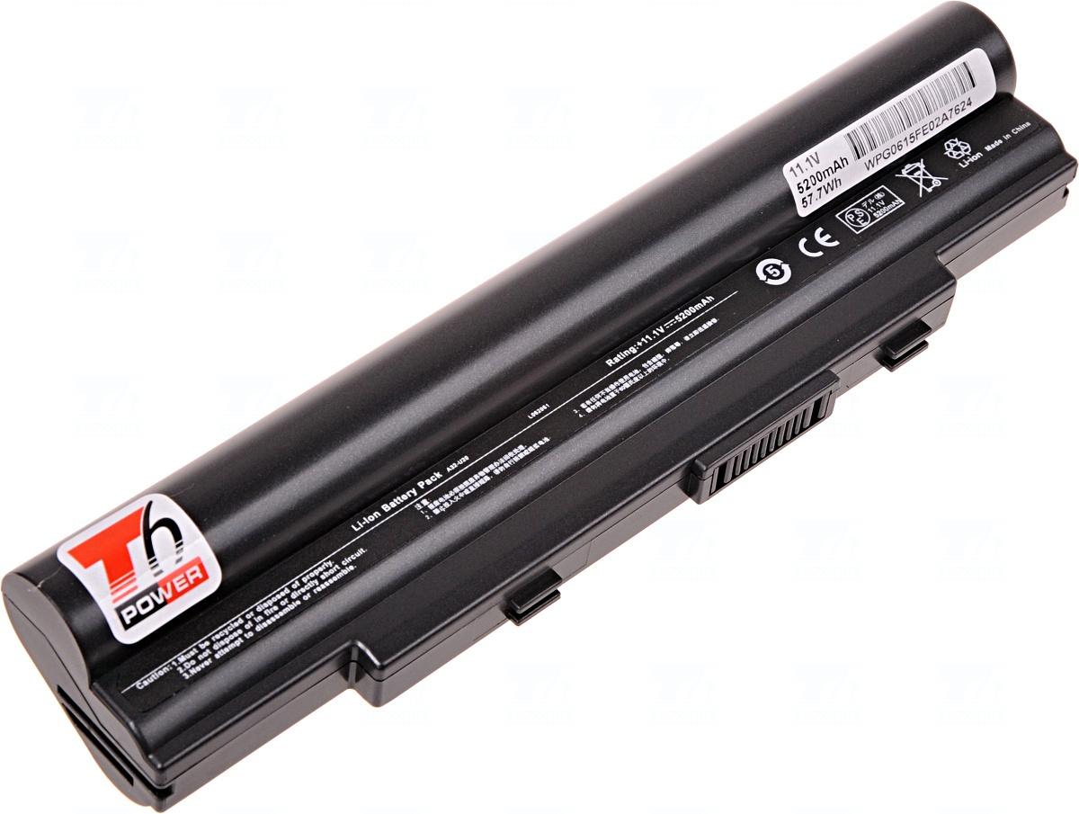 Baterie T6 power A31-U20, A32-U20, A32-U50, A33-U50, A31-U80, A32-U80, 70-NVA1B1200Z, 90-NXZ1B1000Y, 90-NVA1B2000Y, 07G016951875