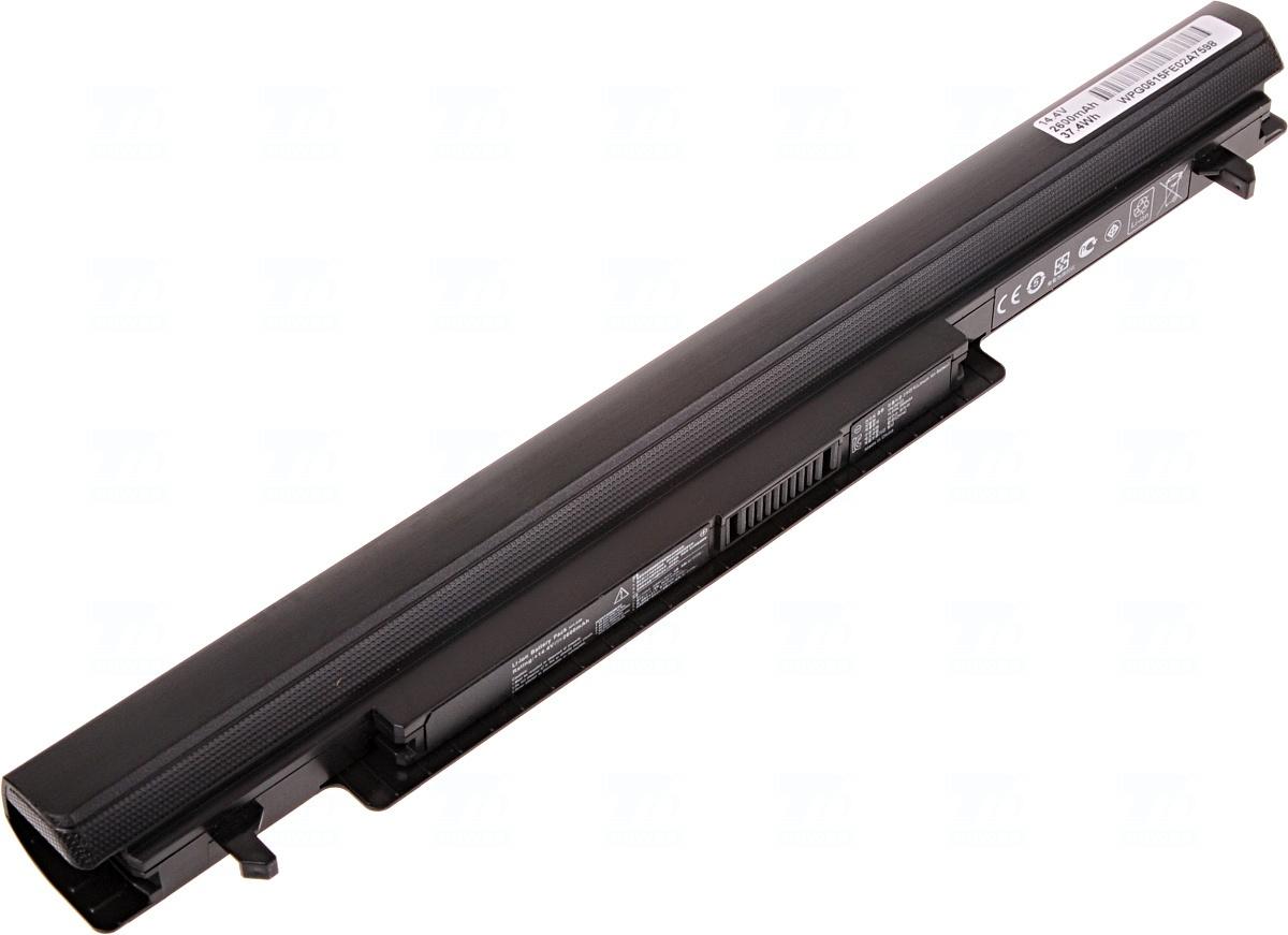 Baterie T6 power A31-K56, A32-K56, A41-K56, A42-K56, 0B110-00180000, 0B110-00210000, 0B110-00180100, 0B110-00180200