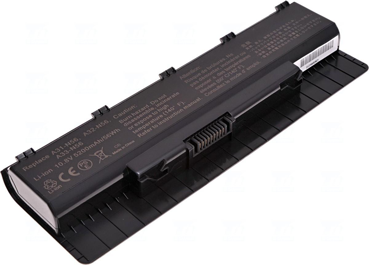 Baterie T6 power A31-N56, A32-N56, 0B110-00060000, 0B110-00060200, A33-N56, N56L82H