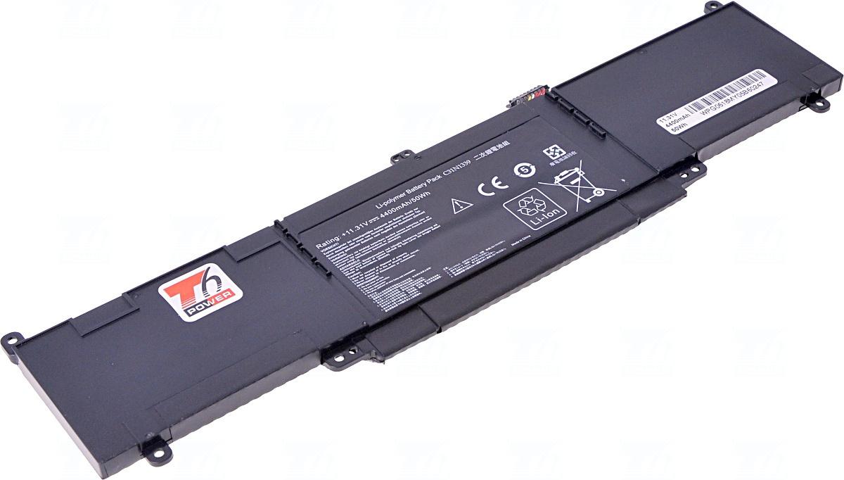 Baterie T6 power C31N1339, 0B200-00930000, 0B200-00930100, 0B200-00930200, 0B200-00930300