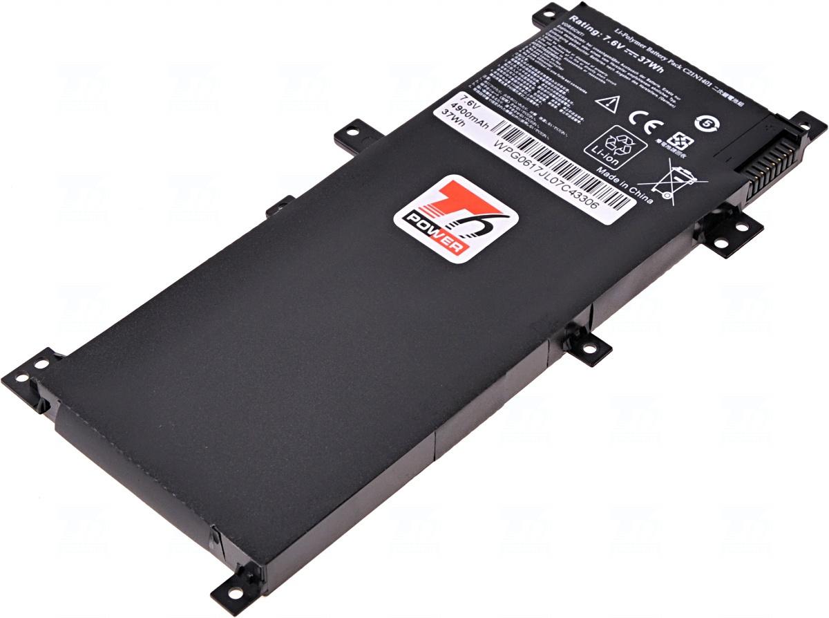 Baterie T6 power C21N1401, 0B200-01320000, 0B200-01320100, 0B200-01320200, 0B200-01320300, 0B200-01320400, 0B200-01320500, 0B200-01320600