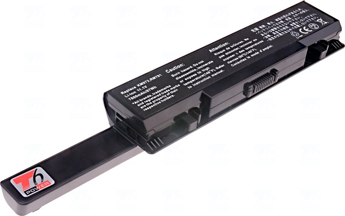 Baterie T6 power 312-0712, 451-11259, 453-10044, RM791, PW835, MT342, KM973, RM868, RM870, KM976, KM978