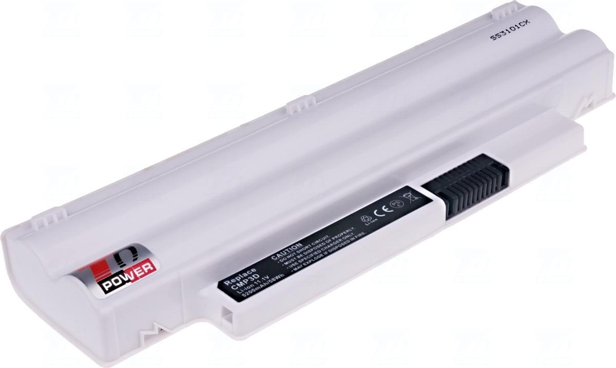 Baterie T6 power 312-0967, G9PX2, 8PY7N, CMP3D, KMP21, A3582339, MGW5K, 3K4T8, 854TJ, NJ644, T96F2, 02T6K2