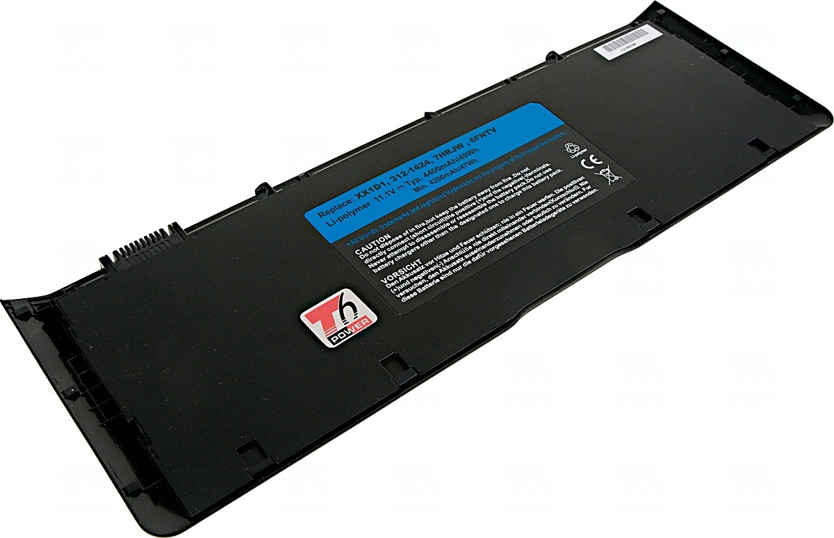 Baterie T6 power 312-1425, 312-1424, XX1D1, 7HRJW, 6FNTV