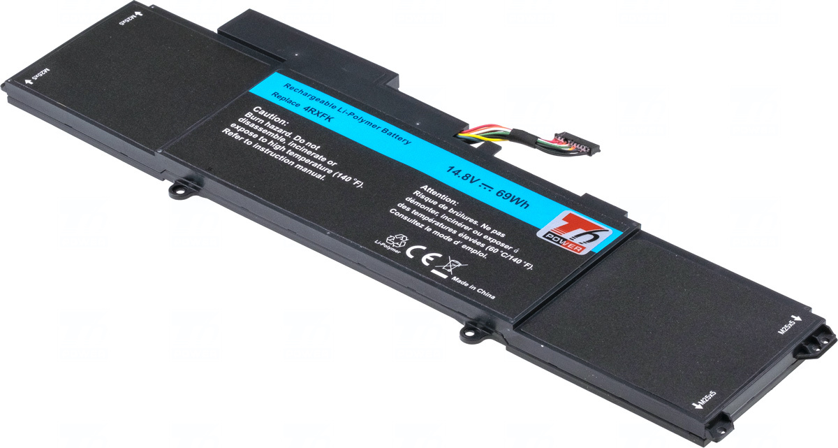 Baterie T6 power 4RXFK, 451-11912, C1JKH, FFK56