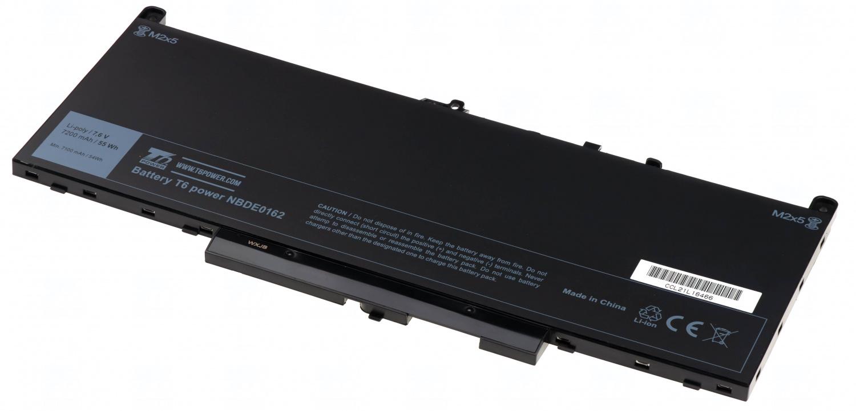 Baterie T6 power 451-BBSX, R1V85, 451-BBSU, 451-BBSY, 5F08V, WYWJ2, J60J5, MC34Y, 242WD, NJJ2H, GG4FM, 1W2Y2, 46HK6, 451-BBPK