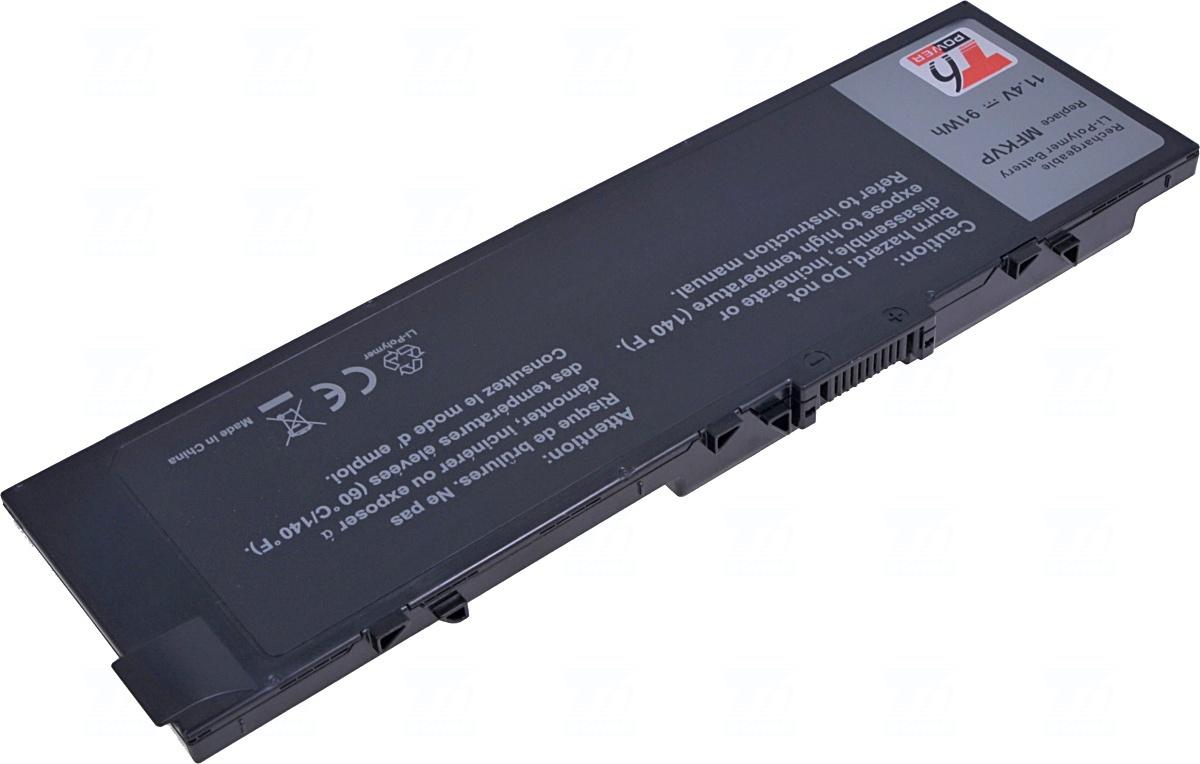 Baterie T6 power 451-BBSE, 451-BBSD, 451-BBSB, 451-BBSF, 0FNY7, MFKVP, RDYCT, TWCPG, T05W1, 1G9VM, M28DH, XGY47
