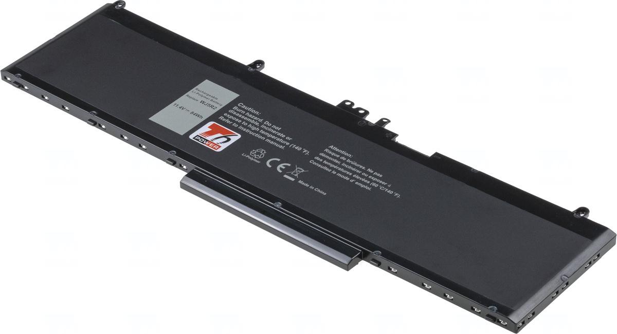 Baterie T6 power 4F5YV, WJ5R2, G9G1H, K1G3K